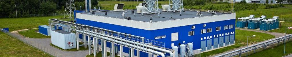 """Автономная тепловая электростанция (ТЭС) для обеспечения индустриального парка 30 MW - можем построить подобную ТЭЦ """"под ключ"""" любому заказчику"""